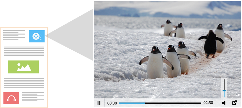 Ebooks Enrichment